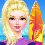 阳光沙滩少女 - 度假时尚化妆换装女生游戏 1.2