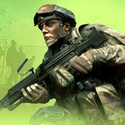美国陆军狙击手...