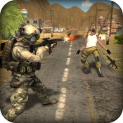 US Army Sniper War Shooter : 特警部隊刺客 1.0.1