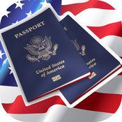 美国 公民权 测...