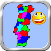 葡萄牙地图拼图 1.2