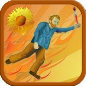 梵高游戏:忍者的艺术作品  (免费)! Van Gogh game: Art Ninj