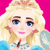公主化妆换装女生游戏: 皇家舞会 1