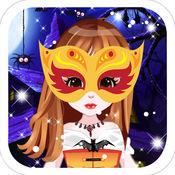 万圣节换装舞会-梦幻女生换装游戏 1