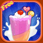 果汁 - 疯狂小厨师打扮和装饰美味的饮料和奶昔 1.4