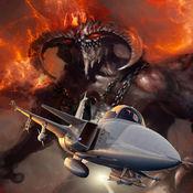 Clash Of Gargoyle 3D - 对土空军战斗机一个史诗般的战争恶魔(免费街机版)