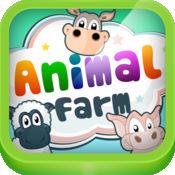动物农场 -  3合1学龄前的孩子互动游乐场 - 由abc宝宝学习农场动物的名字和声音