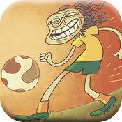 足球小子益智大冒险 - 最具挑战性的单机游戏 1.0.0