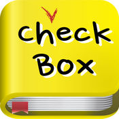 My Check Box 我的记事本 (我的 Check Box ) 1.29