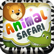 学龄前野生动物园免费 -  3合1的惊人的逻辑学习学步的孩子