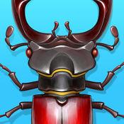 Forest Bugs — 顶部和最佳游戏为孩子和成人。赶在童话世