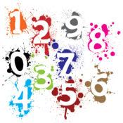 噪声下的数字识别阈值测试 1.1.1