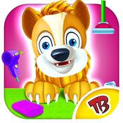 动物手指甲医生 - 美甲和手部手术游戏医生