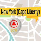New York (Cape Liberty) 离线地图导航和指南