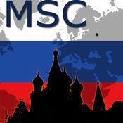 莫斯科地图