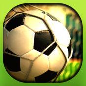 拍摄狂热足球超级 - 轻弹足球,决赛 - 免费版 1