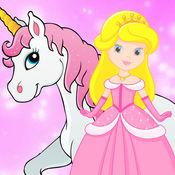 童话游戏:美人鱼公主拼图 和谐任务
