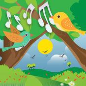 自然鈴聲和聲音效果 – 大自然短信铃声和旋律为iPhone 1.1