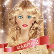 化妆和换装游戏 免费 玩偶芭比 针对女孩的游戏 芭比 免费