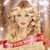 化妆和换装游戏 免费 玩偶芭比 针对女孩的游戏 芭比 2 1.2