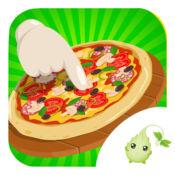 萌娘制作披萨-大人小孩都在玩的做饭游戏 1