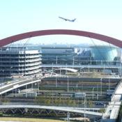 日本东京羽田机场航班资讯