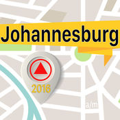 约翰内斯堡 离线地图导航和指南 1