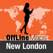 New London 离线地图和旅行指南 2