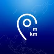 距离平纳 - 地图距离计算器 2.6.2