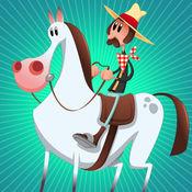 活跃!儿童游戏2-5岁与动物: 学习 关于农场,农民,猪,牛,鸡,狗和马