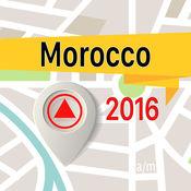Morocco 离线地图导航和指南 1
