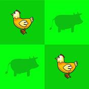 记忆游戏 - Memory Animal Sounds 1