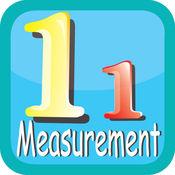小学生学习测量...