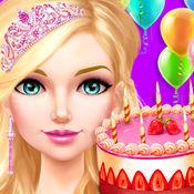 小公主的生日派对 - 皇家化妆换装女生游戏 1.3
