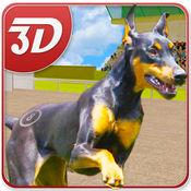 虚拟狗赛车冠军 3D-真正德比体育模拟游戏