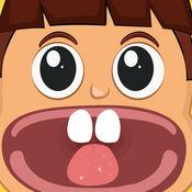 虚拟小孩的牙医沙龙 - 时尚的年轻人牙医游戏 1.4