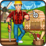 村 农厂房子建设者 1