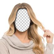 发型移动应用试一下对于新面貌 1