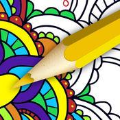 曼陀罗染色书-画惊人染色网页 1