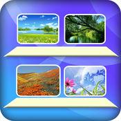 Amazing Nature惊人的 iPhone 和 iPod 的自然壁纸 & 背景