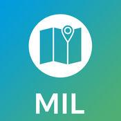 米兰市地图 3.0.5