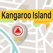坎加鲁岛 离线地图导航和指南 1