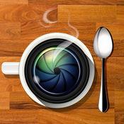 食物摄影师PRO - 对食物的图片相机应用 2