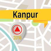 Kanpur 离线地图导航和指南 1