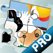 农场动物拼图游戏 PRO 5