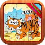 动物拼图教育游戏的孩子 1.0.0