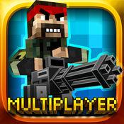 炽热像素: 3D 多人游戏 (Pixel Fury) 5.8