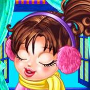 可爱的女孩生病了:儿童游戏免费6岁 3