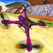 无人机赛车模拟器3D 1