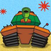 坦克大战像素版...